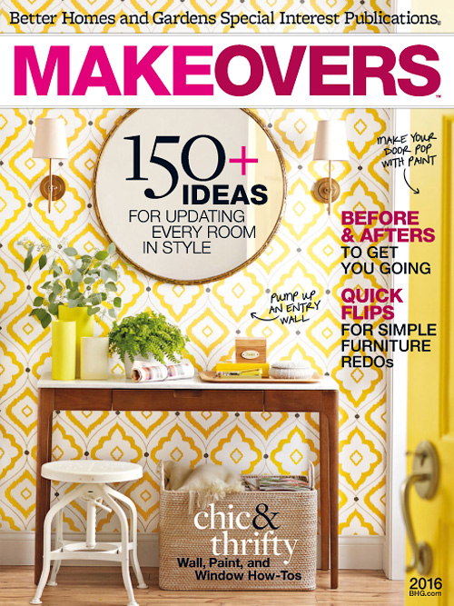 100 Ideas Makeovers 2016