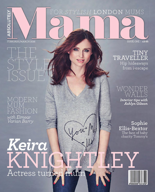 Absolutely Mama - February/March 2016