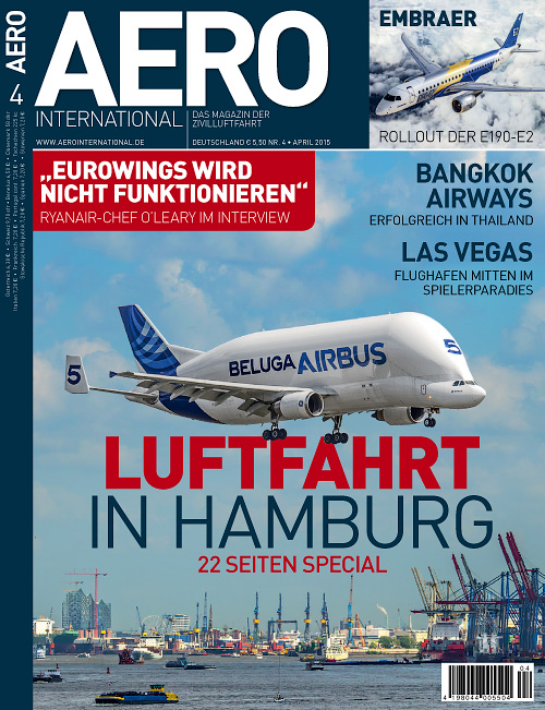 AERO International - April 2016