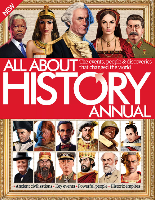 All About History Annual - Volume 2, 2016