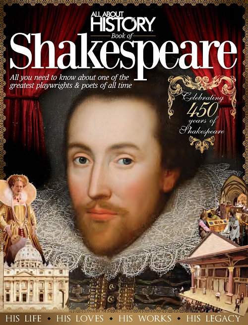 All About History - Book Of Shakespeare