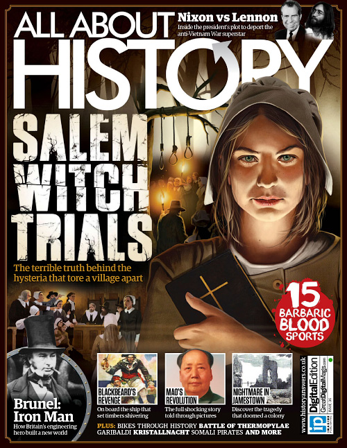 All About History - Issue 36, 2016