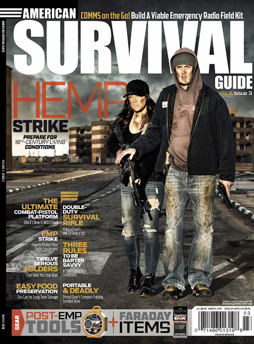 American Survival Guide - March 2016