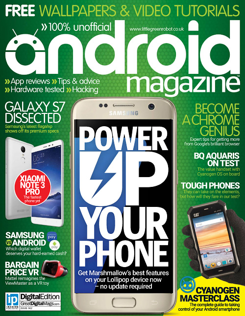 Android Magazine UK - Issue 62, 2016