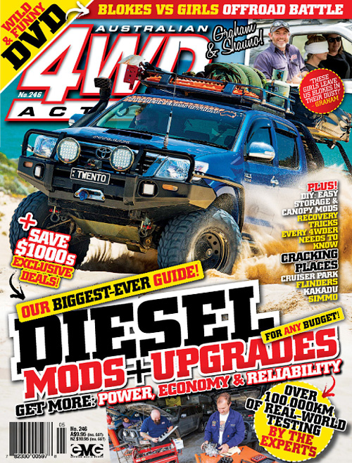 Australian 4WD Action - Issue 246, 2016