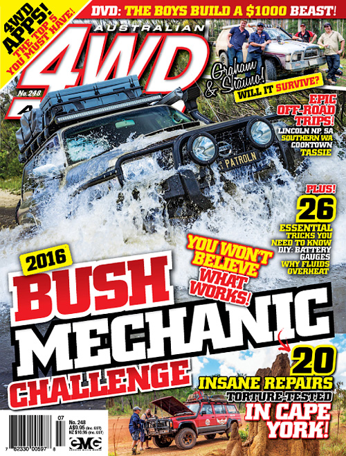 Australian 4WD Action - Issue 248, 2016