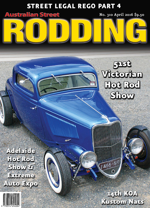 Australian Street Rodding - April 2016