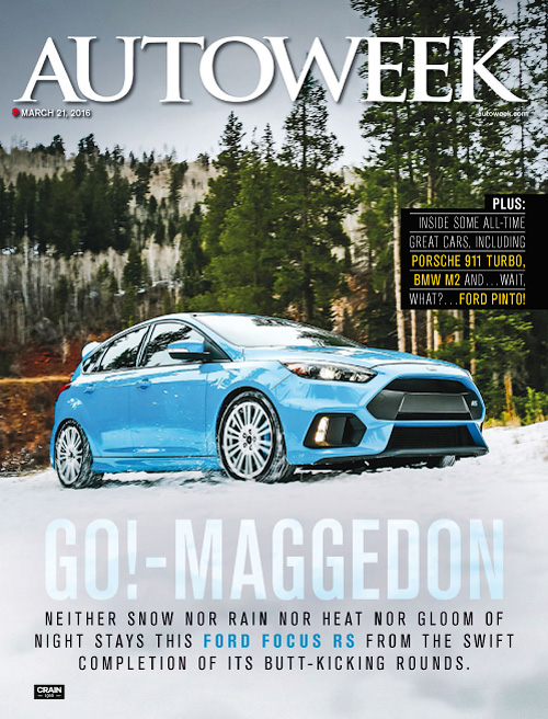 Autoweek - March 21, 2016
