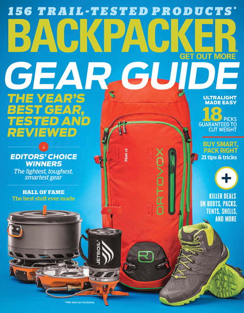 Backpacker - April/May 2016