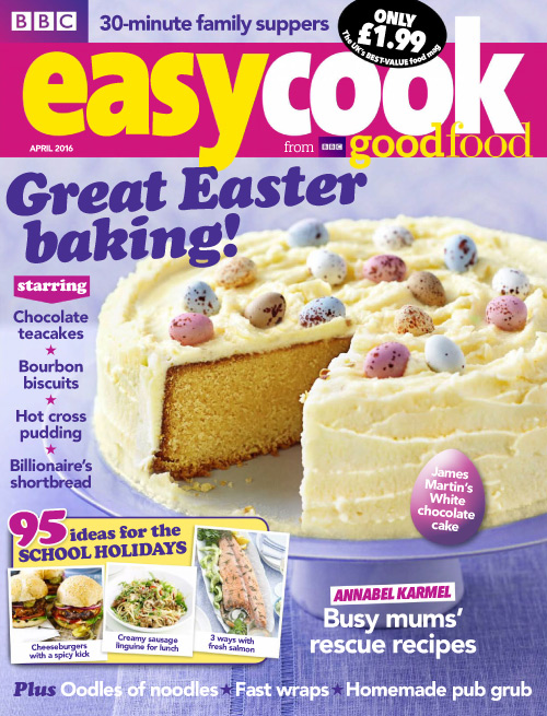 BBC Easy Cook - April 2016