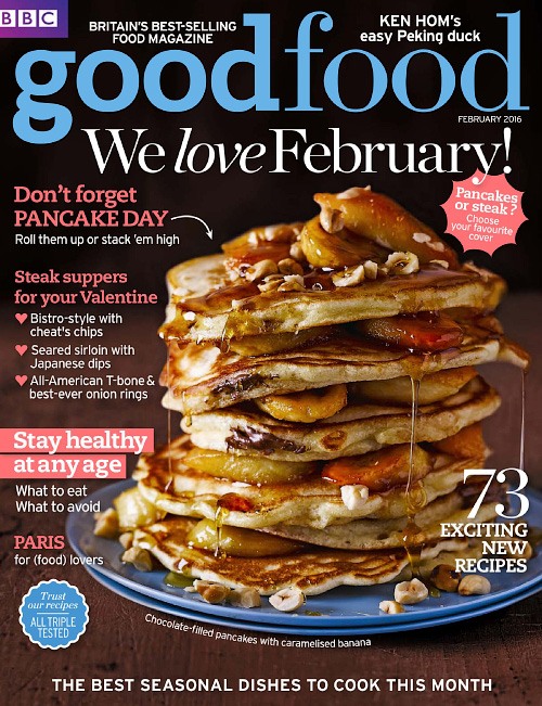 BBC Good Food - February 2016