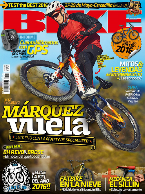 Bike Spain - Marzo 2016