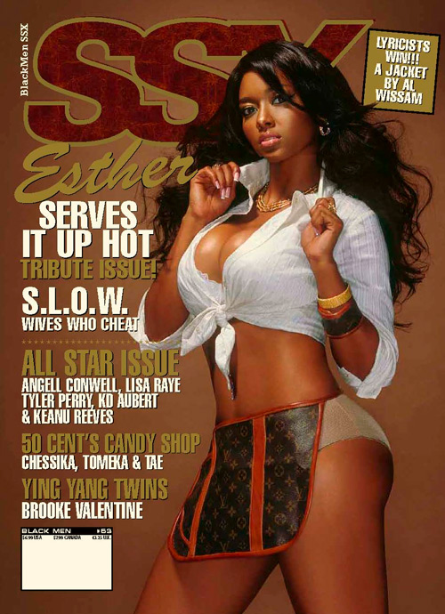 BlackMen SSX – Issue 53