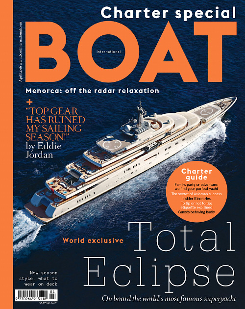 Boat International - April 2016
