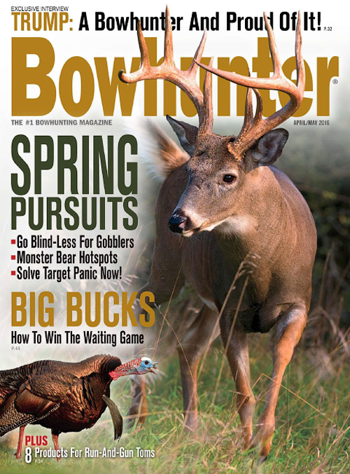Bowhunter - April/May 2016