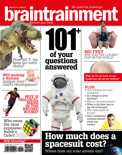 Braintainment - January/February 2016