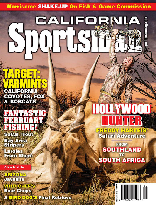 California Sportsman - February 2016