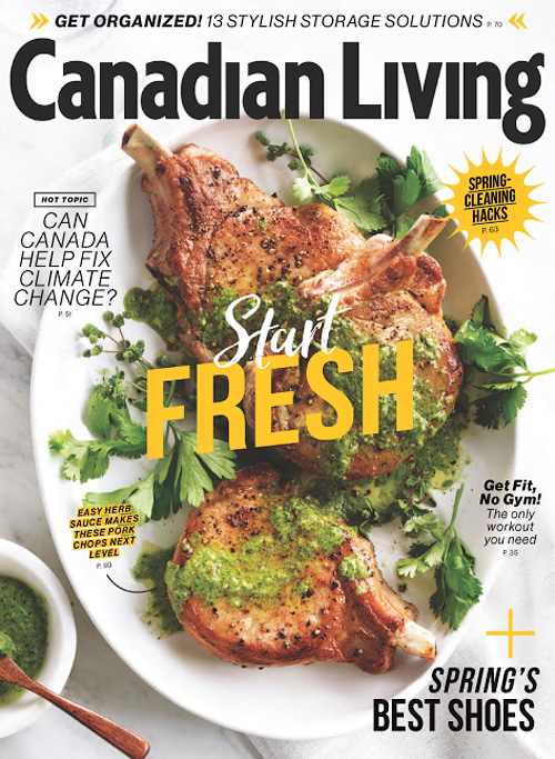 Canadian Living - April 2016