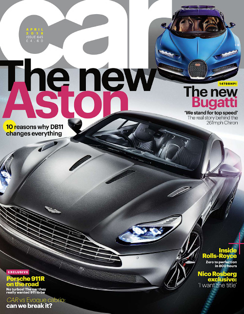Car UK - April 2016