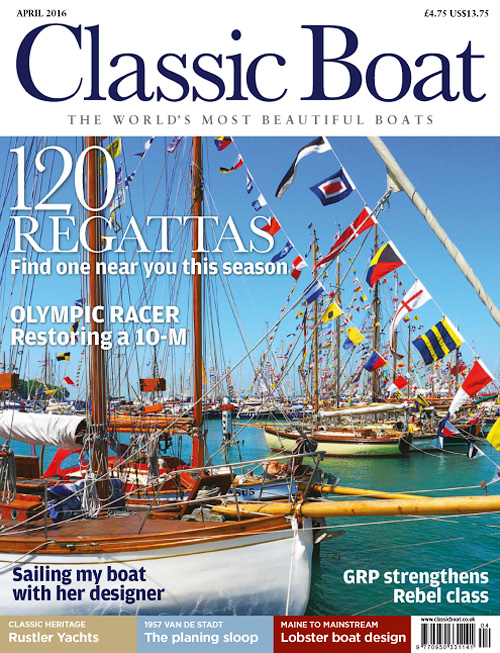 Classic Boat - April 2016