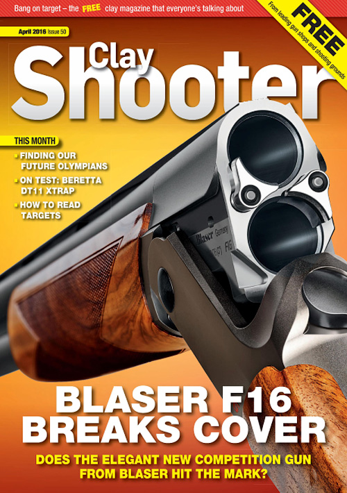 Clay Shooter - April 2016