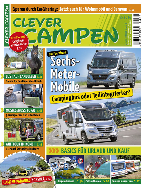 Clever Campen - Nr.2, 2016