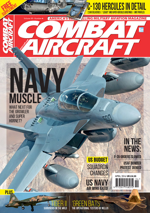 Combat Aircraft - April 2016