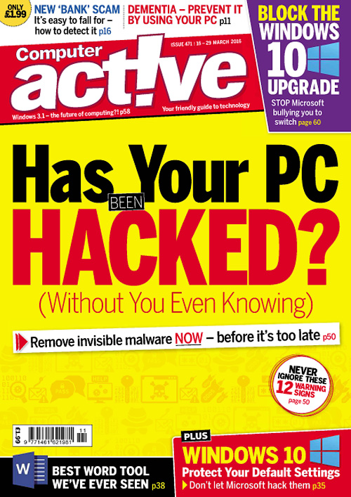 Computeractive UK - 16 March 2016
