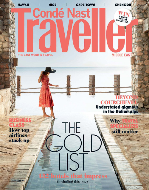 Conde Nast Traveller Middle East - February 2016