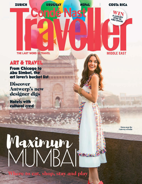 Conde Nast Traveller Middle East - March 2016