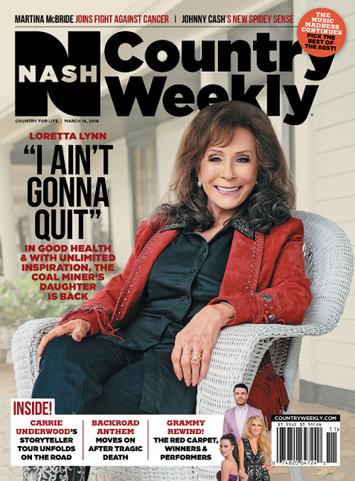Country Weekly - 14 March 2016