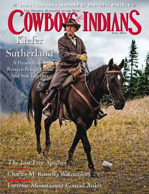 Cowboys & Indians - April 2016
