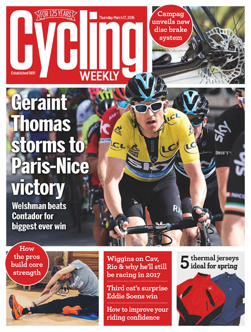 Cycling Weekly - 17 March 2016