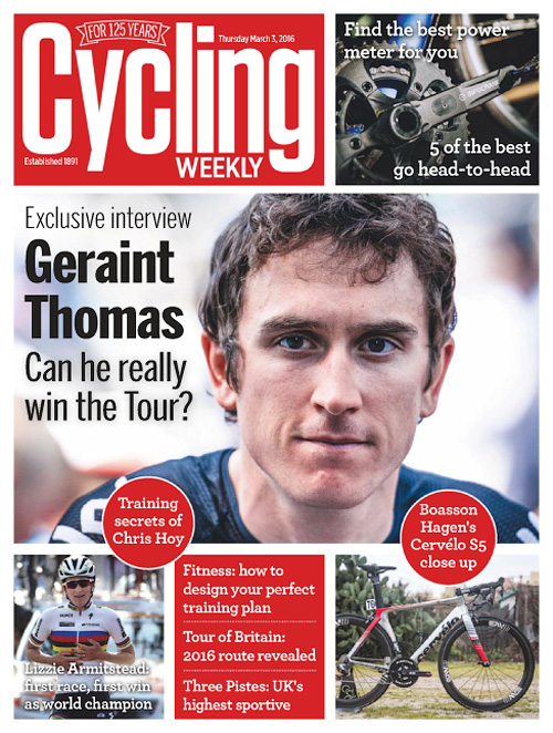 Cycling Weekly - 3 March 2016