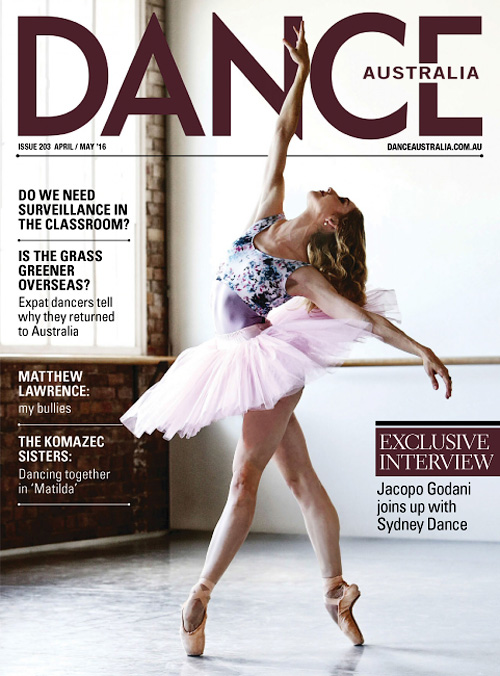 Dance Australia - April/May 2016