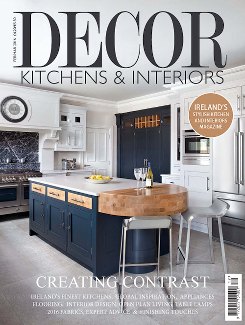 Décor Kitchens & Interiors - February/March 2016