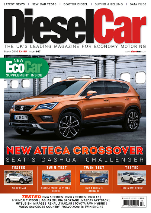 Diesel Car - March 2016