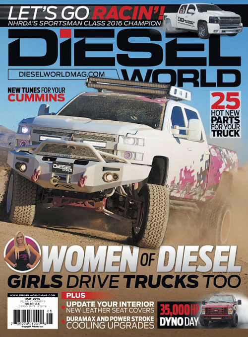 Diesel World - May 2016