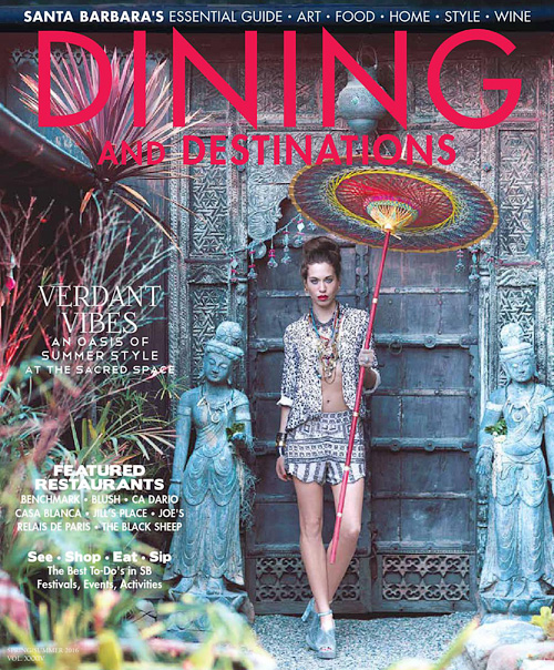 Dining and Destinations - Spring/Summer 2016