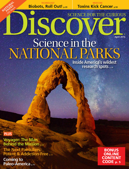 Discover - April 2016