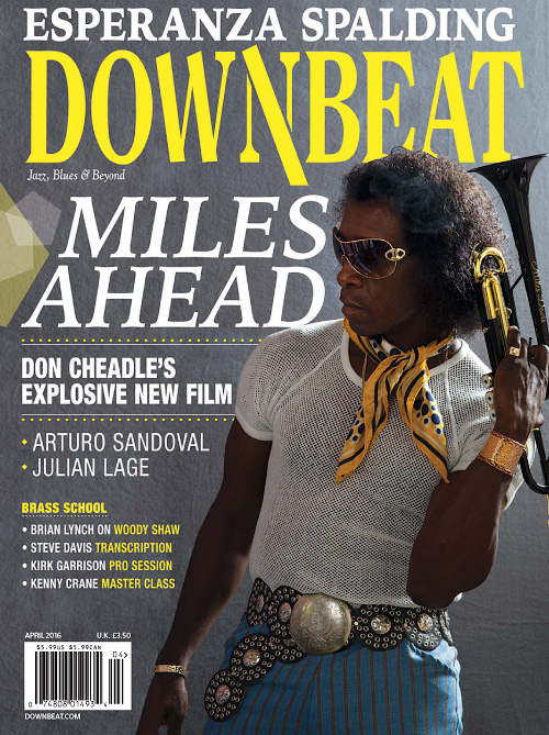 DownBeat - April 2016