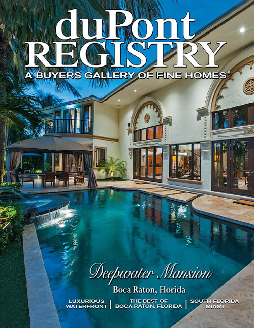 duPont REGISTRY Homes - March 2016