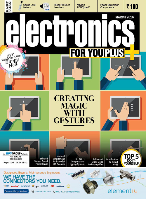 Electronics For You - March 2016