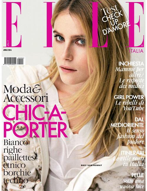 Win magazine speciali aprile maggio 2016 free pdf for Elle italia