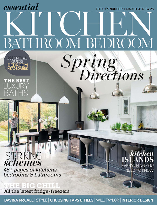 Essential Kitchen Bathroom Bedroom   March 2016. Essential Kitchen Bathroom Bedroom   March 2016   Free PDF