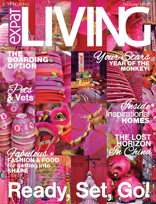 Expat Living Hong Kong - February/March 2016