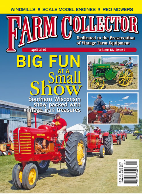 Farm Collector - April 2016