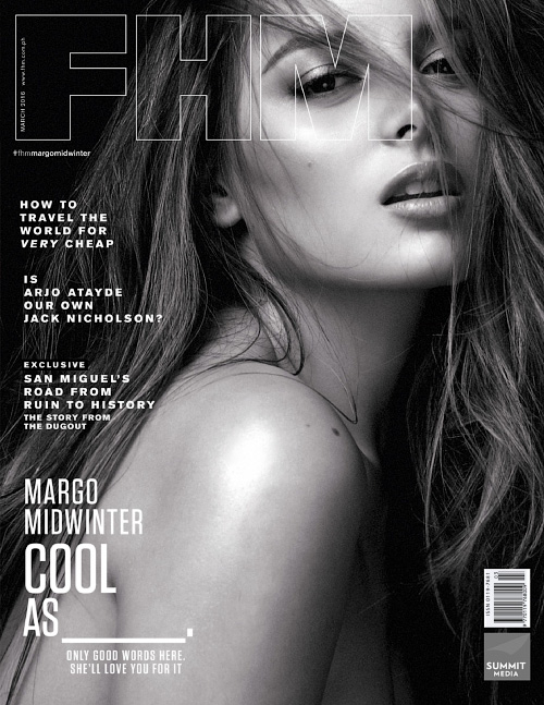 FHM Philippines - March 2016