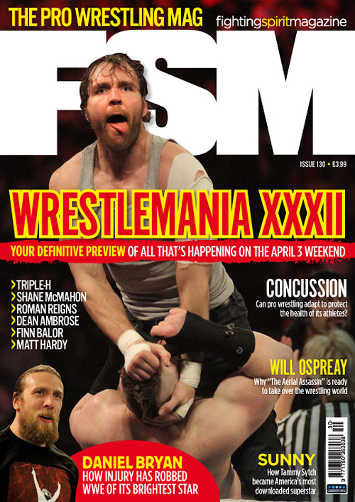 Fighting Spirit Magazine - Issue 130, 2016