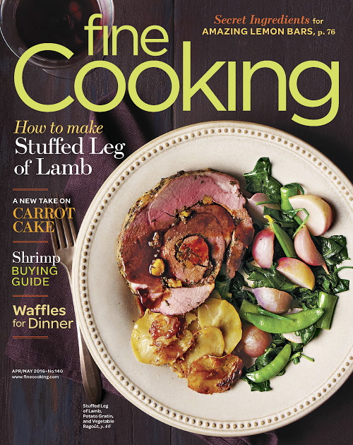 Fine Cooking - April/May 2016